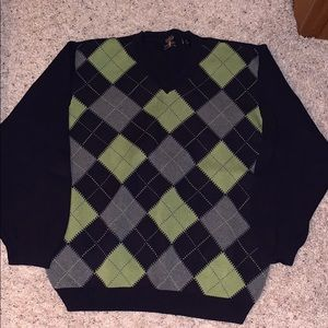 Men's Arrow Sweater